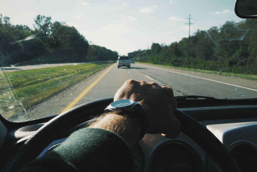 Driving on auto-pilot with subconscious mind in control
