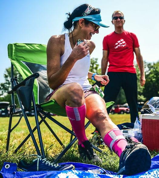ultramarathon mindset training